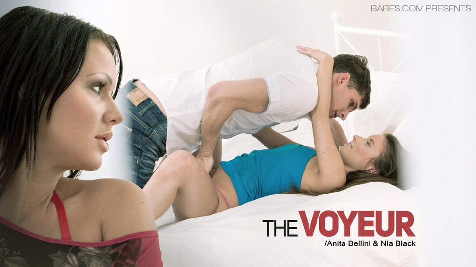 The Voyeur - Anita Bellini, Nia Black