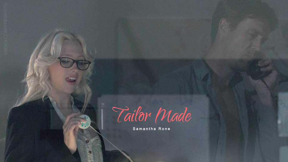 Tailor Made - Samantha Rone