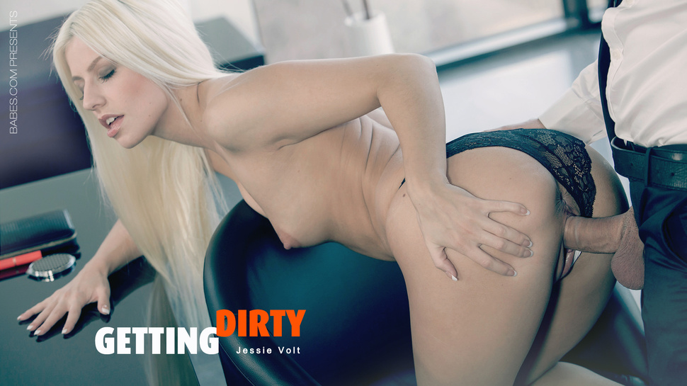 Getting Dirty - Jessie Volt