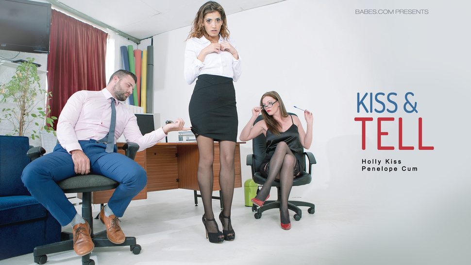 Kiss & Tell - Penelope Cum