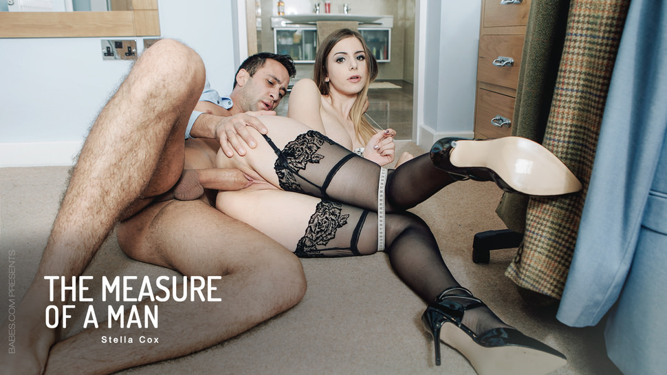 The Measure of a Man - Stella Cox