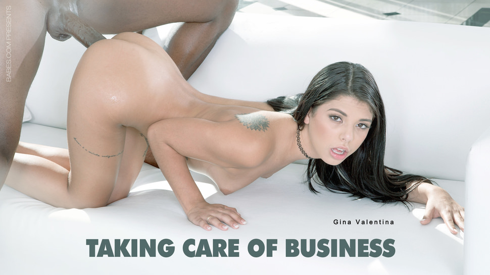 Taking Care Of Business - Gina Valentina